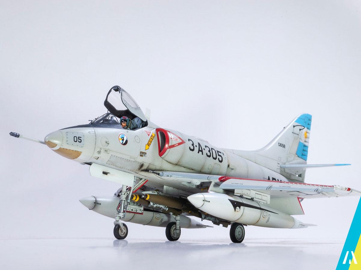A-4Q_Hasegawa_Armada Argentina