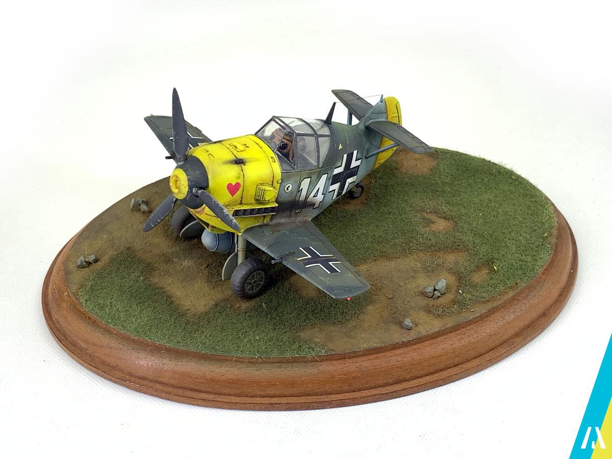 BF 109 Eggplane AAE