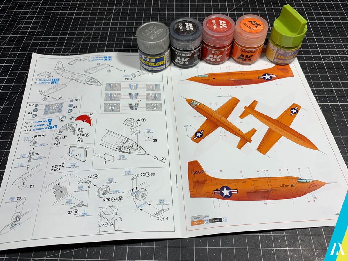 Guia de Armado Modelismo