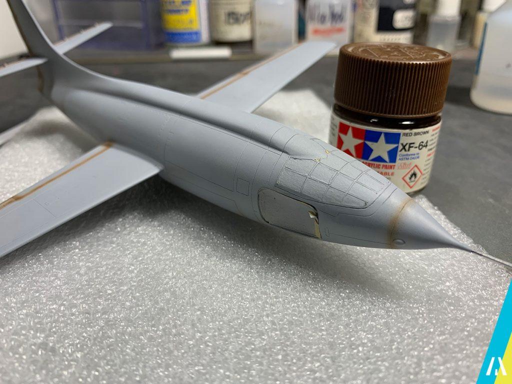 Bell X-1 Eduard AAE