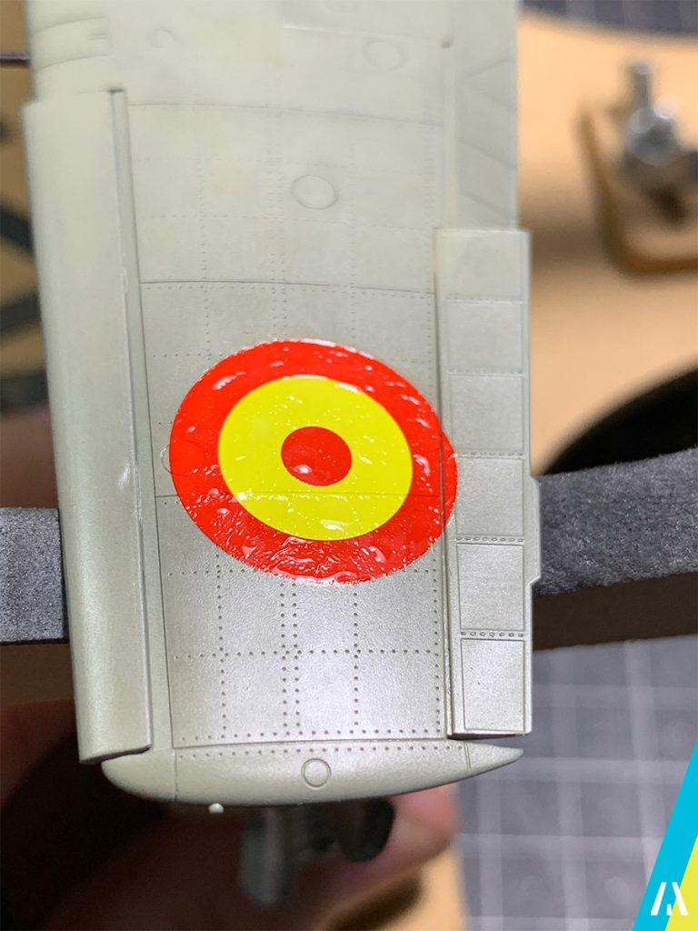BF109 Legion Condor AAE