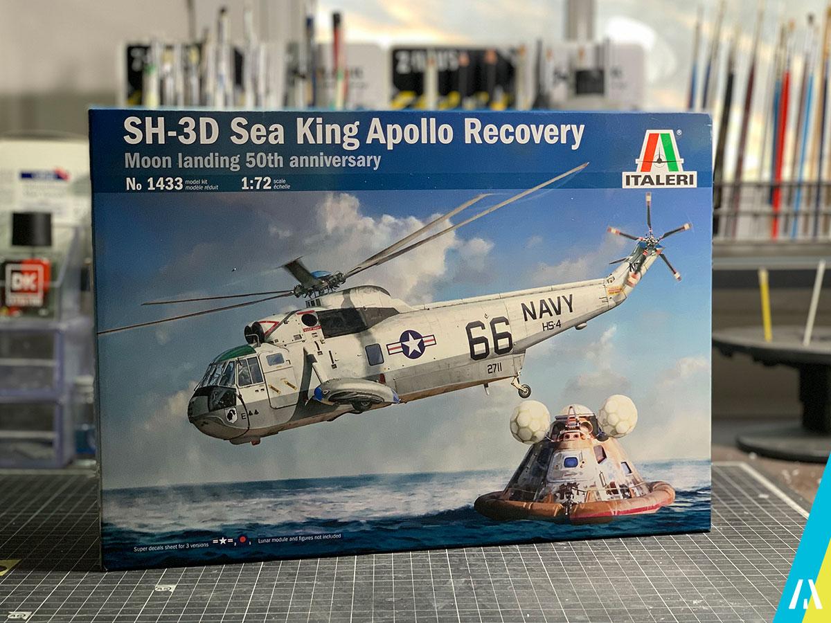 Sh-3D Sea King Italeri