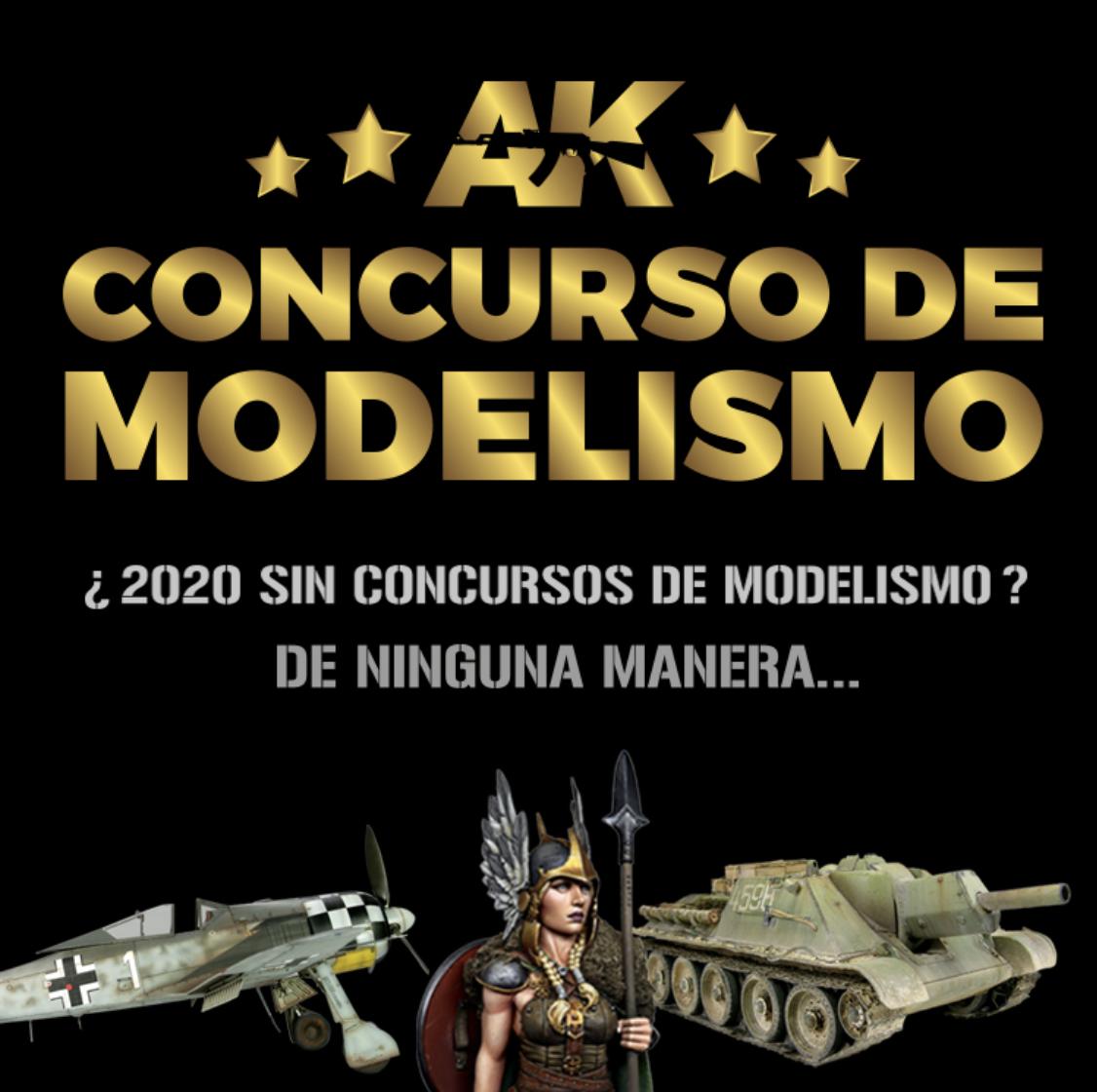 Concurso AK Interactive