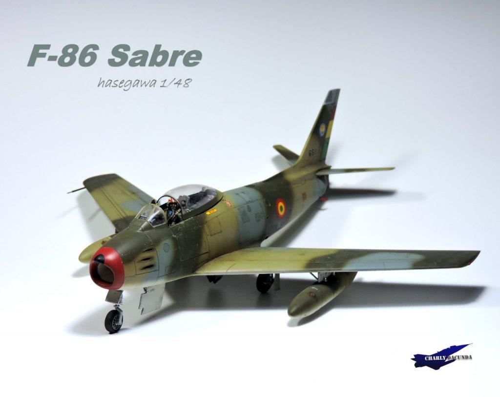 F-86 Sabre Hasegawa