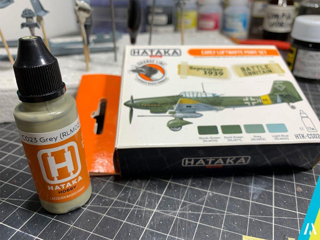 Hataka Orange Line AAE