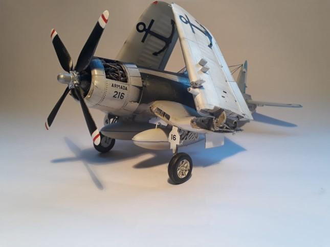 Vougth F4U5 Corsair