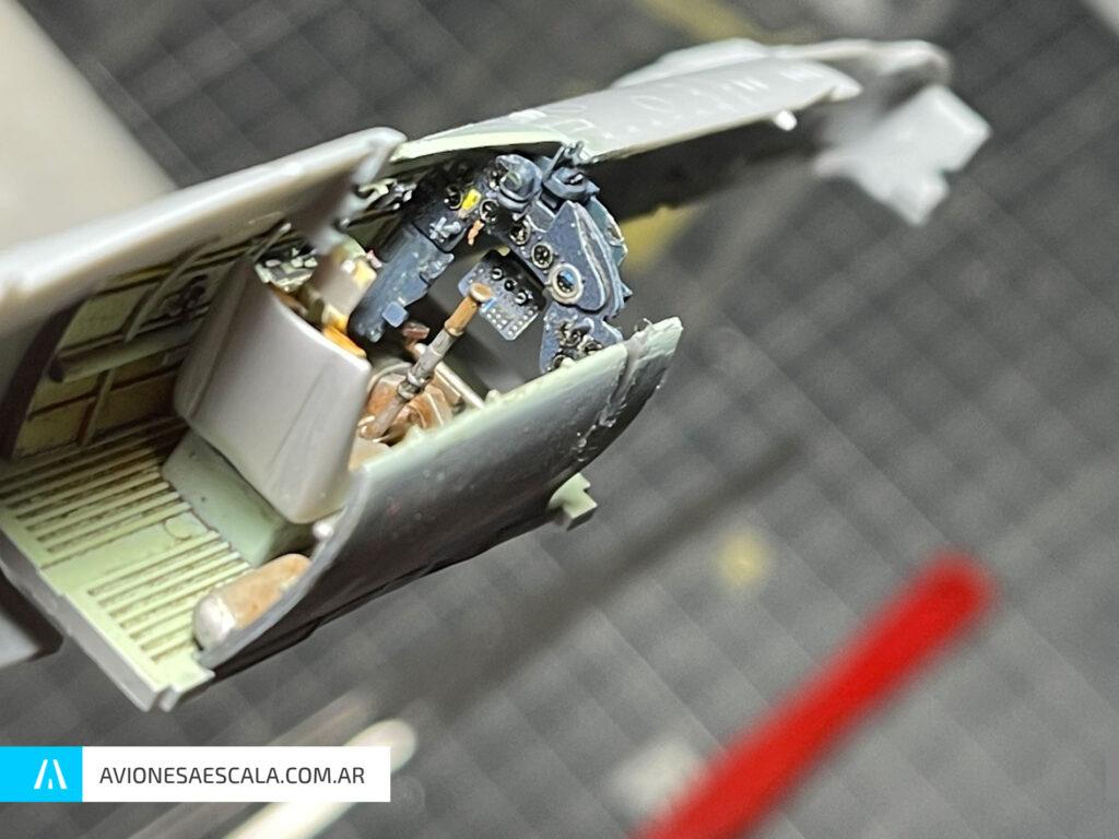 Macchi MC.205 Veltro Italeri AAE
