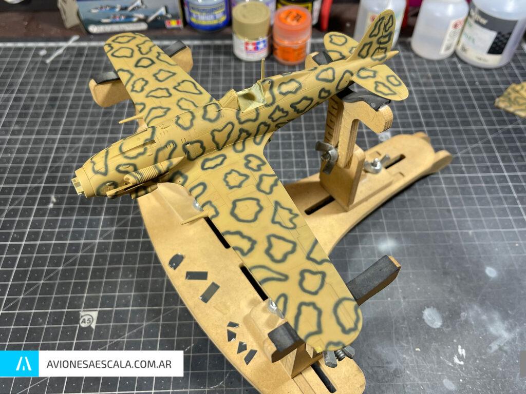 mc 205 veltro Aviones a Escala